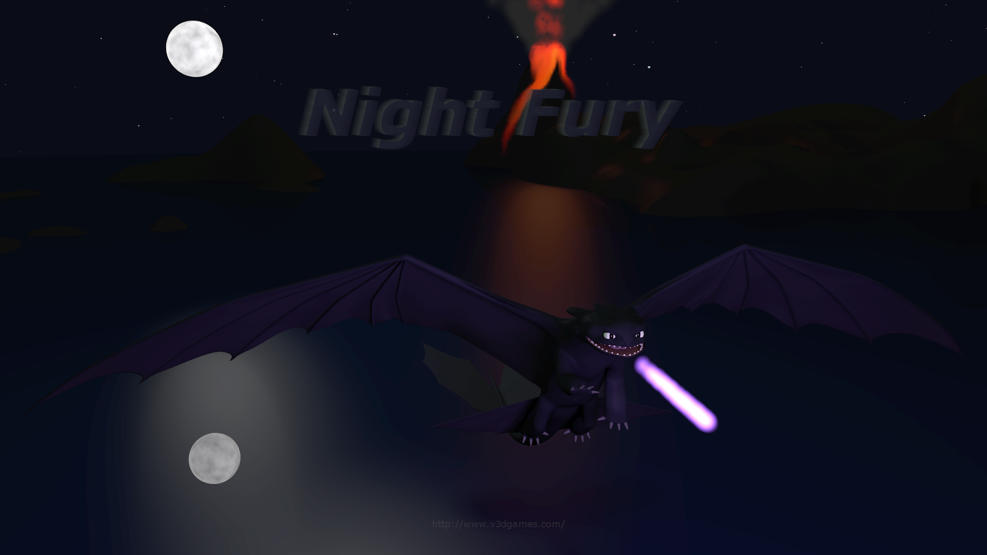 Night Fury - Night Flight r10