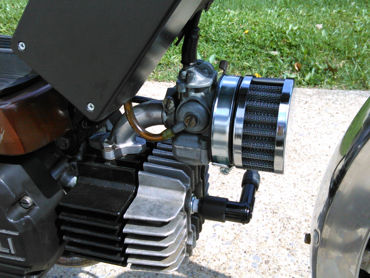 GSSXL - Engine - Carb